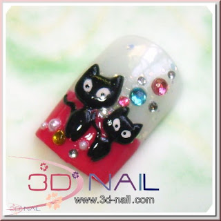 Hot Fashion Trend in Nail Art-3