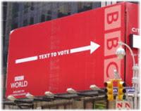 Times Square BBC