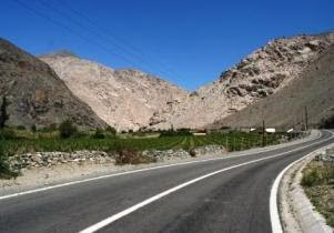 Vallenar Valley