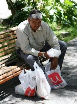 Plastic bag Curt