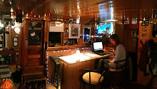 My bar in the boat