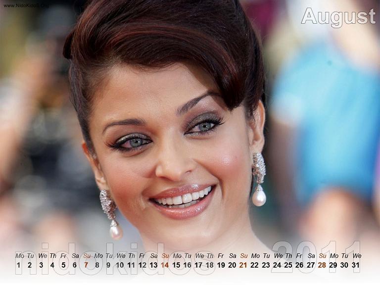 august calendar 2011. New Year 2011 Calendar August