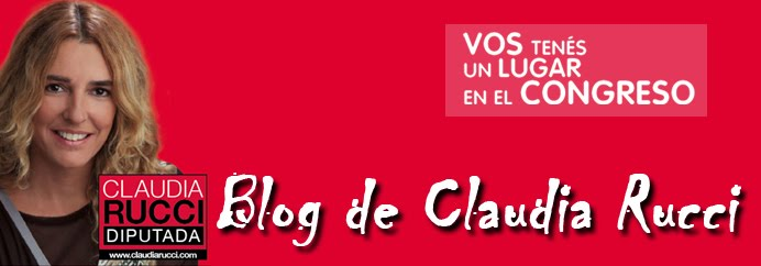 Blog de Claudia Rucci