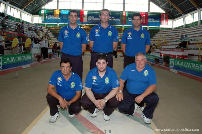 CAMPEONES COPA F.E.B. 2009
