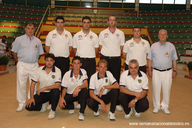 FINALISTAS COPA F.E.B. 2010