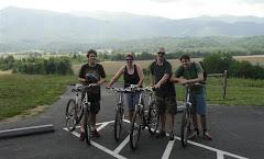 Biken in de Smokies... (2010)