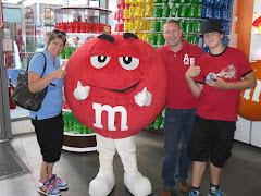In de M & M's Store (2010)