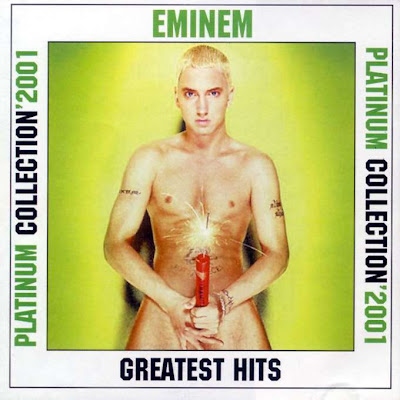 Artist : Eminem Album Title : Platinum Collection 01. The real slim shady