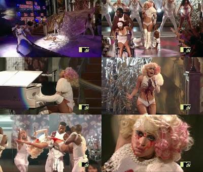 Lady Gaga's Paparazzi