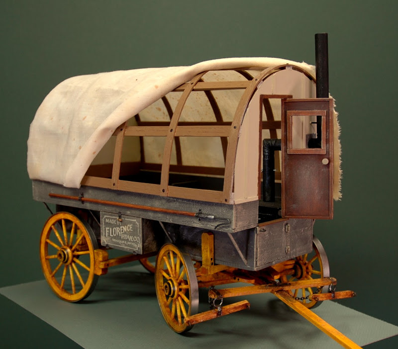 sheep herder wagons sheepherders wagon all done at least