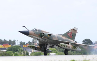 Mirage 50 Venezolano