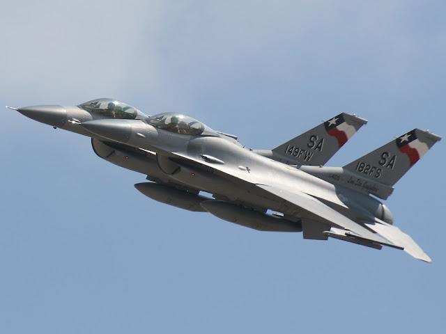 F-16 Chilenos