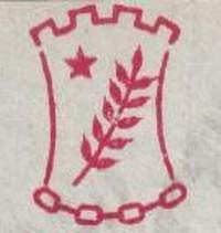 Logo Lembaga Budaya Kerakyatan Taring Padi Yogyakarta