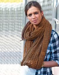 Esta bufanda esta muy de moda ya que la ha puesto de moda Sara Carbonero la actual novia de Iker Casillas. Tambien es una bufanda de las mas buscadas ya que