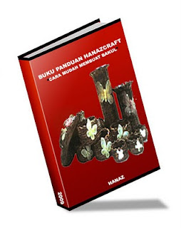 Buku Anyaman Bakul Kertas