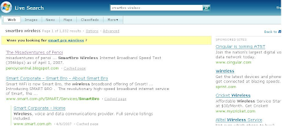 SmartBro Wireless Broadband Internet