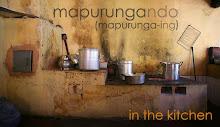 Mapurungando in the Kitchen