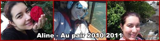 Coisa de Aline - Au Pair 2010-2011