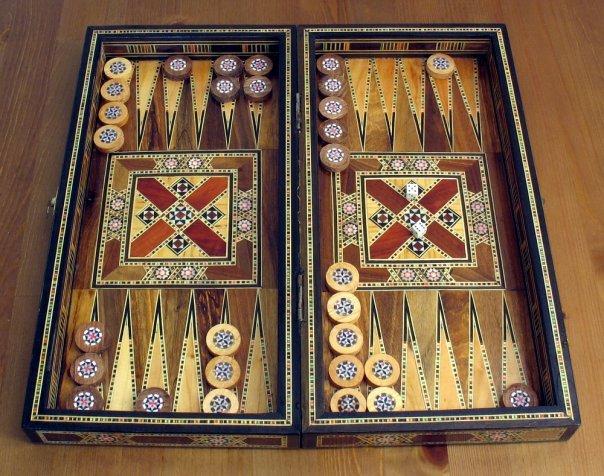 como se juega el backgammon
