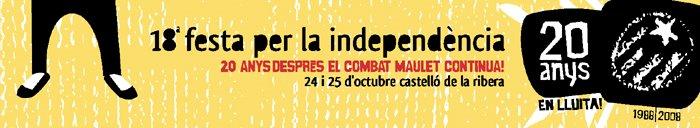 18 Festa per la Independència