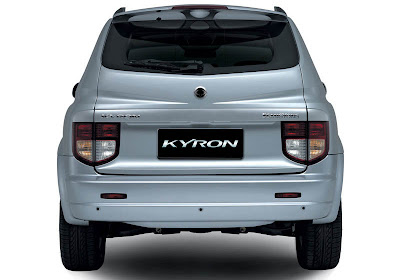 Planet D Cars 2005 Ssangyong Kyron