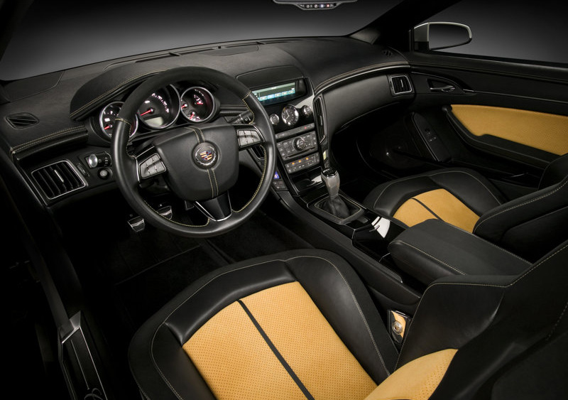 2010 Cadillac CTS Coupe Concept photo - 2