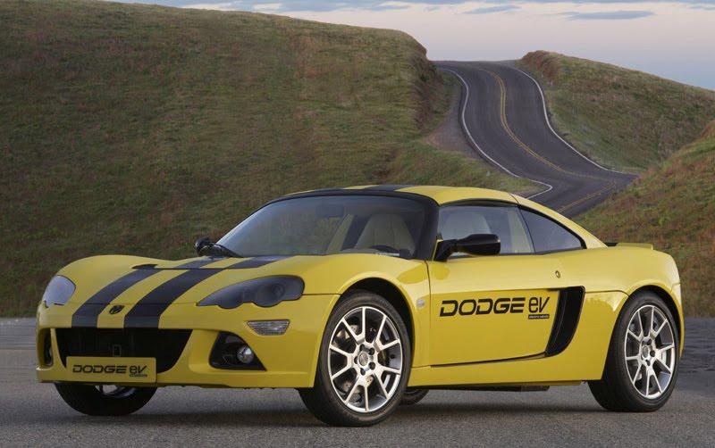 Dodge EV Concept, 2008