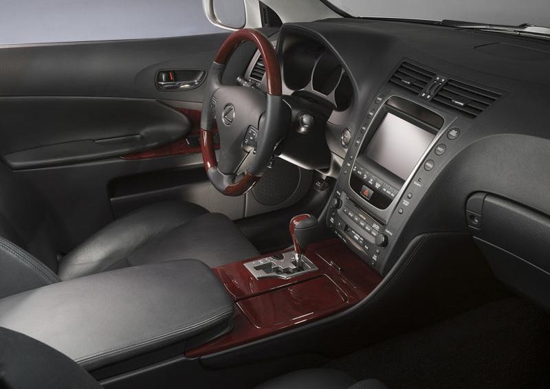 POWER VEHICLE. Modified Car.: Lexus GS 450h, 2009