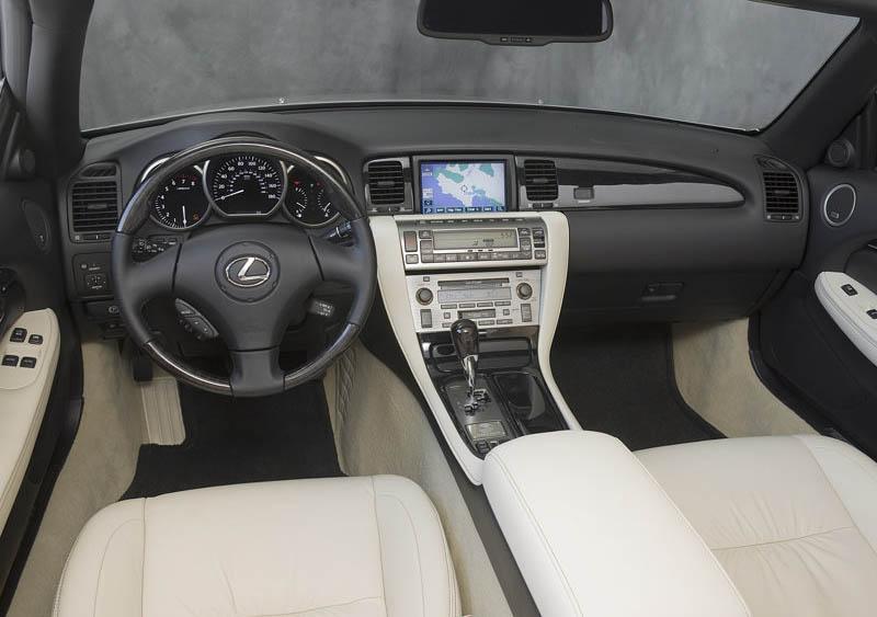 Lexus SC430 Pebble Beach Edition, 2009