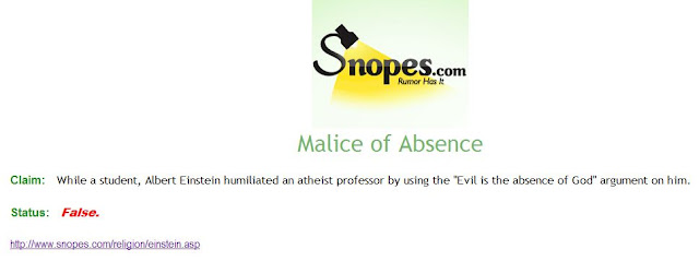 The holy heretic humiliated an atheist professor?  click..