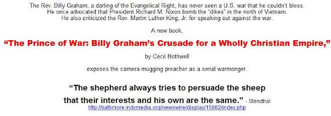 Billy Graham's Crusade for a Wholly Christian Empire