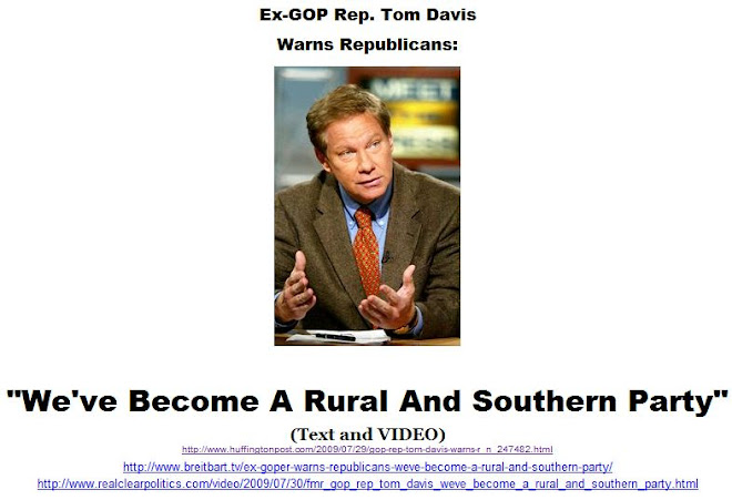 A Rural And Southern Party