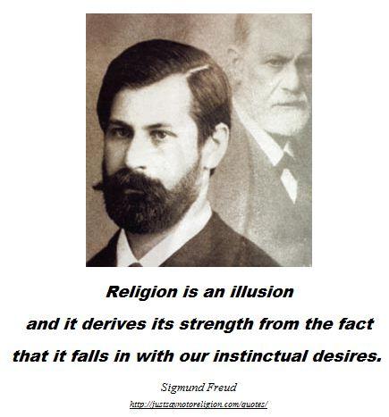 Religions = Illusions