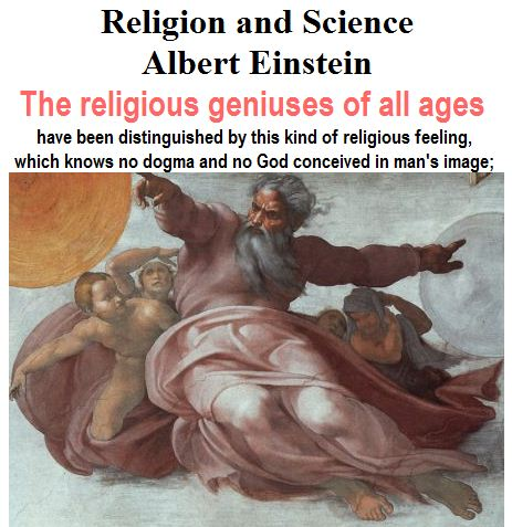 The religious geniuses of all ages