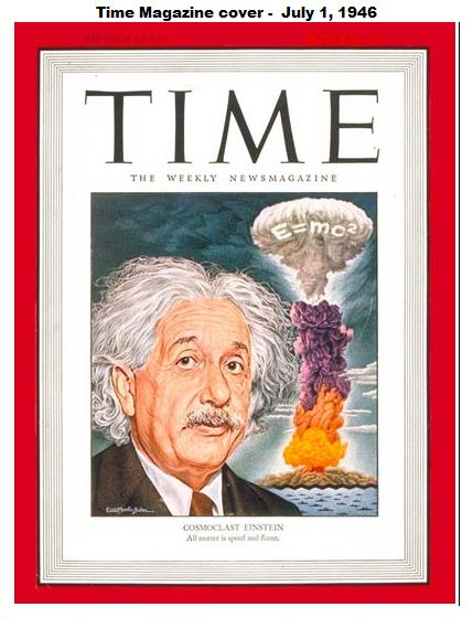Time Magazine cover -  July 1, 1946