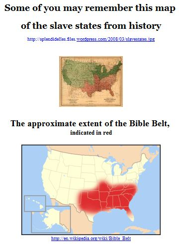 Click image for Slavery and the Bible
