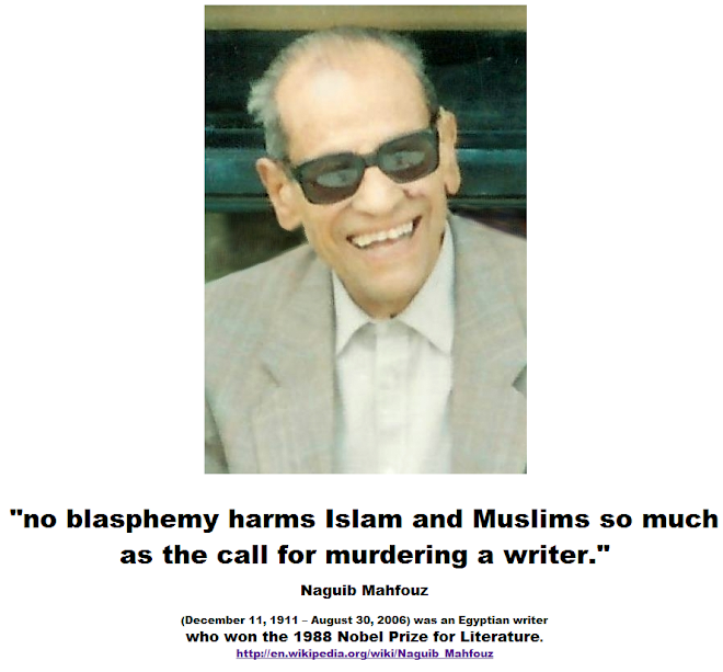 no blasphemy harms Islam and Muslims so much