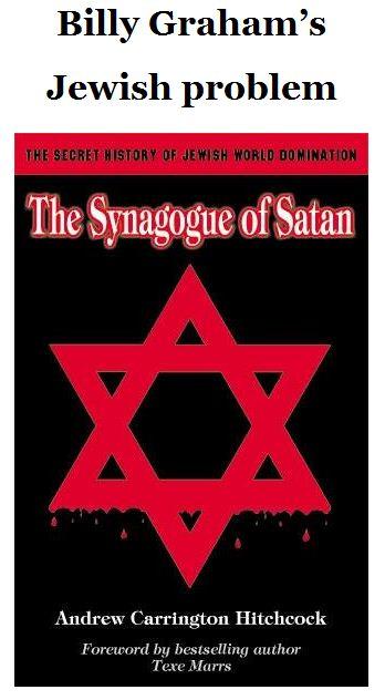 Billy Graham's Jewish problem