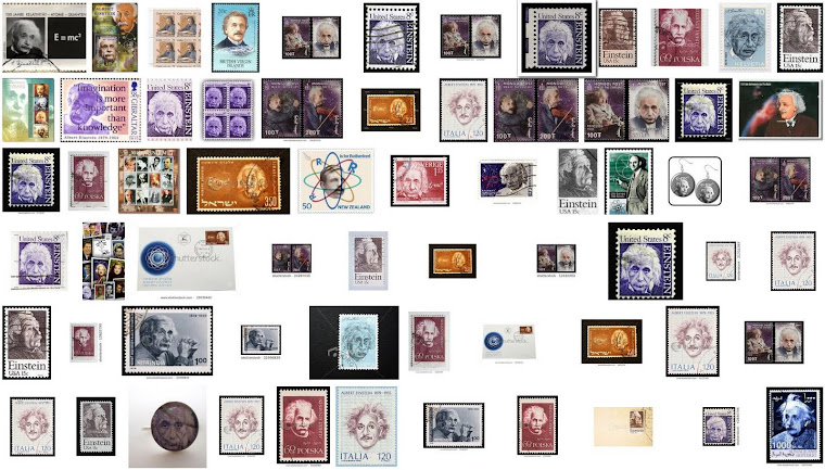 Einstein stamps