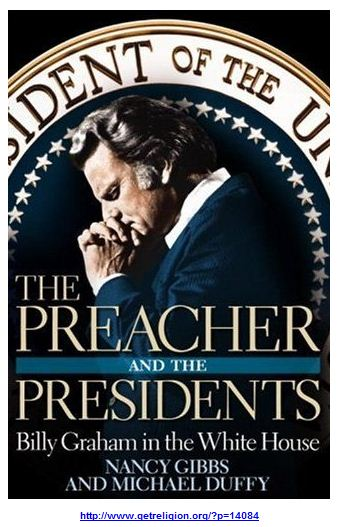 The Preacher and the Presidents.