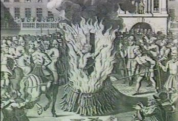 INQUISITION - The concepts of an inquisition and inquisitorial procedure.