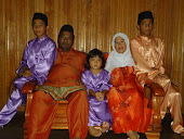 ~auntie sabar n family~