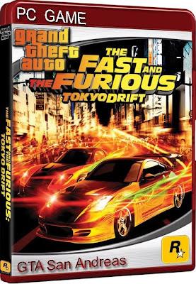 gta+ff GTA San Andreas Tokyo Drift (PC)