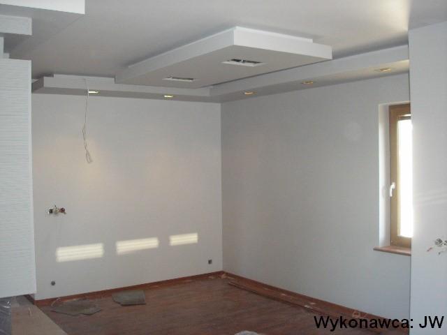 Sufit podwieszany w salonie nad sto em images for Sufit podwieszany w salonie