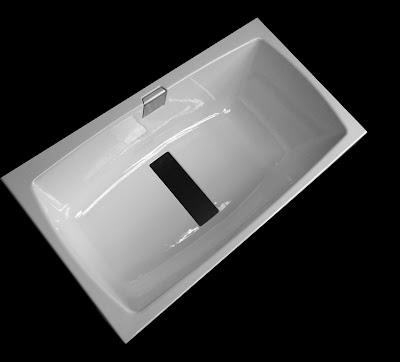 Oxame baignoire en fonte maill e oxame bi place for Peindre une baignoire en fonte emaillee