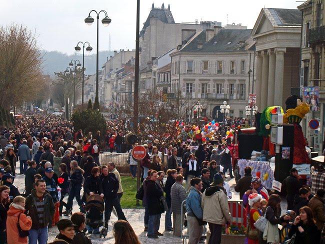 Le Boulevard Michel de Montaigne