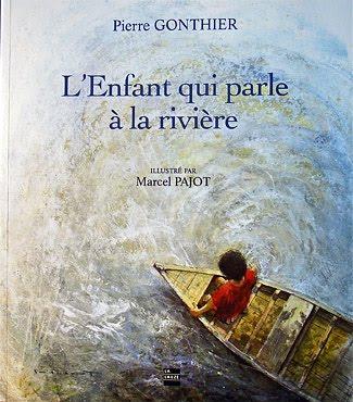 Couverture de L'Enfant qui parle à la rivière