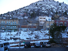 """Snow in Jerome"""
