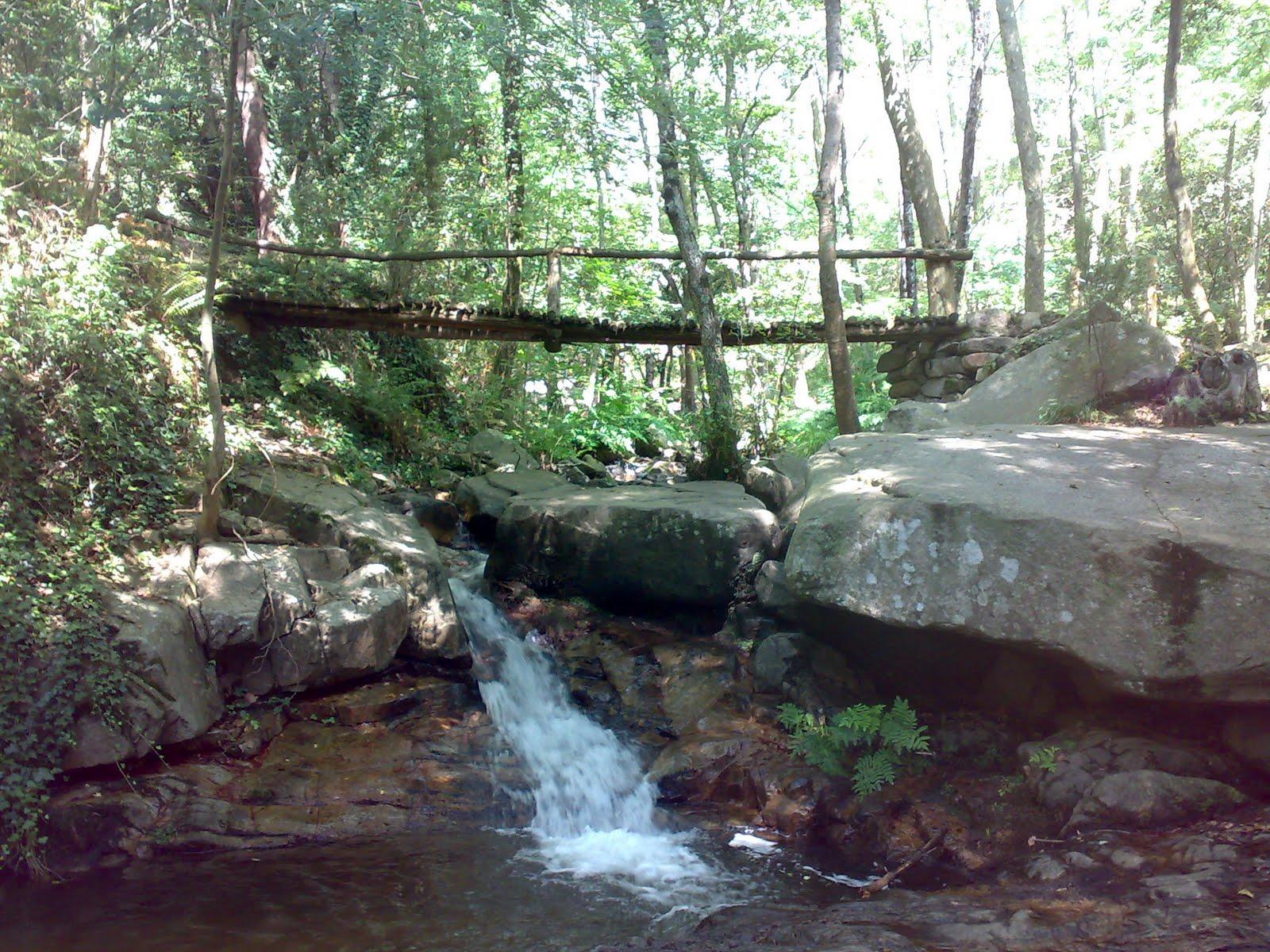 El blog de las rutas parque medioambiental gualba del racc for Piscinas del montseny