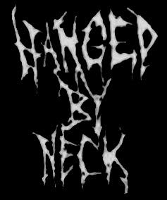hanged by neck